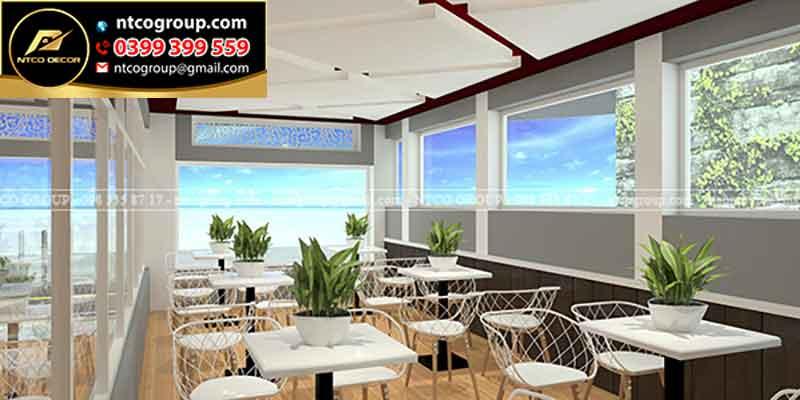 Đến Phú Quốc, kiên Giang điểm thiết kế quán trà sữa Ruby là lựa chọn lý tưởng